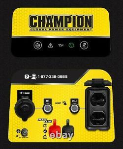 100565R- 1600/2000w Champion Power Equipment Inverter REFURBISHED