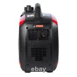 2,000 Watt Ultra Quiet Portable Gasoline Inverter Generator SUA2000i