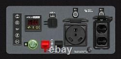 200913- 3500/4250w Champion Digital Hybrid Open Frame Inverter, remote start