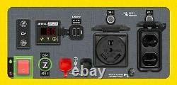 200955- 3500/4250w Champion Digital Hybrid Open Frame Inverter, manual start