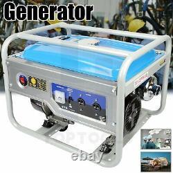 3000w Generator Gasoline Powered Generator 110v Hand starting Generation Machine