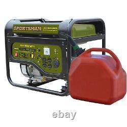 4000 Watt Portable Gasoline Generator
