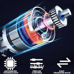 4200W 7.5HP 120V Portable Emergency Gas Generator Engine Recoil Start US Stock