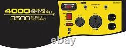 46565- 3500/4000w Champion Generator, remote start