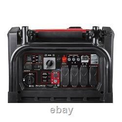 9500 W SUPER-QUIET INVERTER Generator 120/240 ELECT START US/CANADA/AK/HI/PR