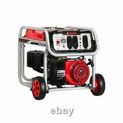 A-iPower 3500 Watt 7 HP OHV Gasoline Portable Generator SUA4500