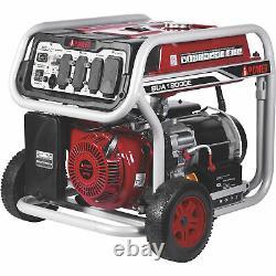 A-iPower SUA12000E Portable Generator 12,000Surge/9000 Rated Watts, Elec. Start