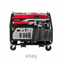 A-ipower 15000 Watt Portable Gasoline Generator with Electric Start SUA15000EC