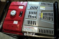 AMP Command Pro III 9500 3 in 1 Generator 35KW, Compressor 110PSI, Welder 200A