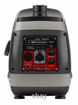 Briggs & Stratton 2,200-Watt Super Quiet Portable Gas Powered Inverter Generator
