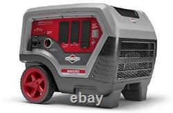 Briggs & Stratton Q6500 6500W Inverter Generator FREE SHIPPING to Puerto Rico