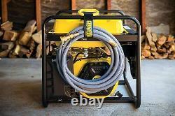 Champion 10,000-Watt Portable TRI Fuel Natural Gas Generator with Electric Start