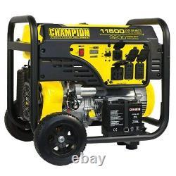 Champion 100110 9200 Watt Electric Start Portable Generator (CARB)