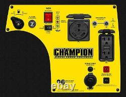 Champion 100233 3100 Watt Inverter Generator FREE SHIPPING TO PUERTO RICO