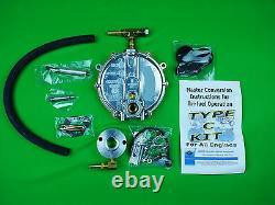 Champion Kohler Propane LP Natural Gas Generator Tri Fuel Conversion Kit