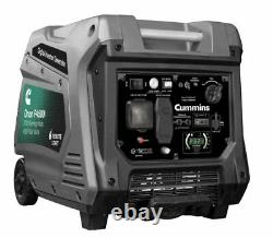Cummins Onan P4500I Portable Generator Inverter E-Start/Quiet/18HR Run Time