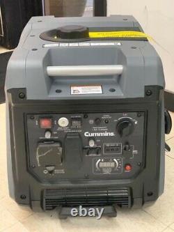 Cummins Onan P4500I Portable Generator InverterE-Start/Quiet/18HR Run Time