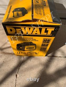 DEWALT PMC172200 2200W Gasoline Inverter Generator