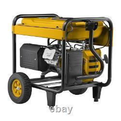 DeWALT 7000 Watt Portable Generator (new) Electric Start 50ST/CARB