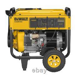 DeWALT 7000 Watt Portable Generator (reconditioned) Electric Start 50ST/CARB