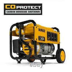 DeWALT DXGNR4000 4000 Watt Portable Generator (certified refurbished) 50
