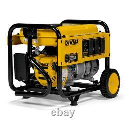 Dewalt PMC164000 DXGNR4000 4000W 223cc Portable Gas Generator New