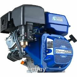 DuroMax XP16HP 420cc 16-Hp Recoil Start Horizontal Gas Powered Engine