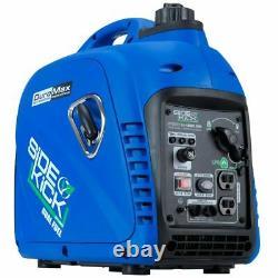 DuroMax XP2200EH 2,200 Watt 80cc Dual Fuel Portable Digital Inverter Generator