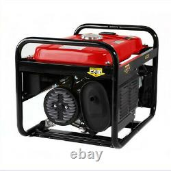 Duromax XP4000S 4000-Watt 7-Hp Gasoline Powered Portable Generator