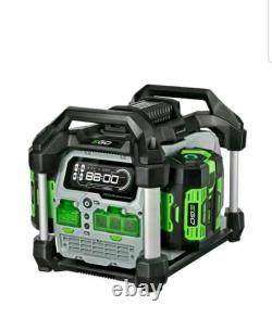 EGOPST3042 POWER+ Portable Generator 3000W 2 7.5AH Batteries + Charger Included
