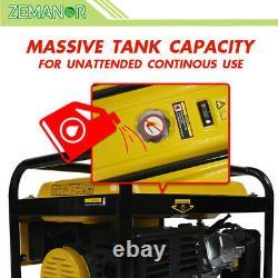 ETOSHA 3500W Single-Phase Petrol Site Portable Rated 6.5HP Gasoline Generator