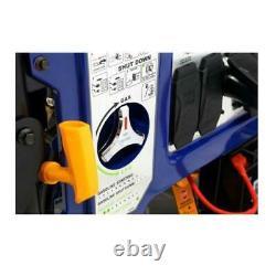 Ford 11,050 Watt Portable Dual Fuel Generator With Electric Start FG11050PBE