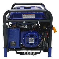 Ford 5250 Watt Portable Dual Fuel Gas Propane Generator with Remote Start