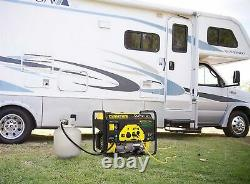 Gas Propane Power Generator Portable Dual Fuel Champion 3500W / 4375W