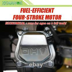Gasoline Generator 3500W Pure Sine Wave Inverter Portable Single-Phase 110V