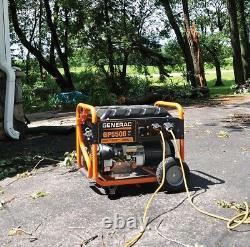 Generac 5939 GP5500 5500 Watt Portable Generator Certified Refurbished
