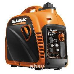 Generac 7117 2,200-Watt 80cc TruePower Portable inverter Generator GP2200I