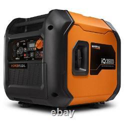 Generac 7127 3500W Ultra-Quiet Electric Start Portable Inverter Generator New