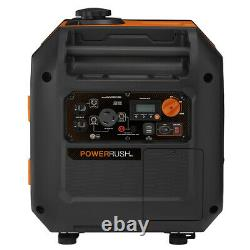 Generac 7127 -IQ3500 3500 Watt Inverter Electric Start ULTRA QUIET 50 ST/CSA