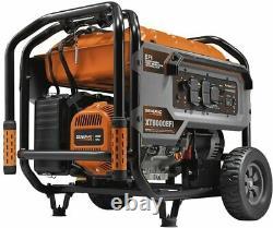 Generac 7162 XT8000EFI Electronic Fuel Injection Portable Generator Recon