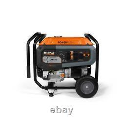 Generac 7670 GP6500 Portable Generator with Cord (Certified Refurbished)