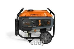 Generac 7678 GP3600 3,600 Watt Portable Generator 4500 Surge W, 50-ST/CARB