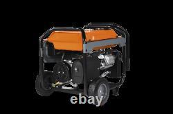 Generac 7680 GP6500 6,500 Watt Gas Portable Generator, with CoSense 49 State