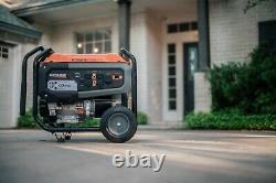 Generac 7683 GP6500 6,500 Watt Portable Generator CO-SENSE 50-ST/CARB