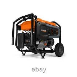 Generac 7690 GP6500 6,500 Watt Portable Generator 8125 Surge W 49 ST/CSA