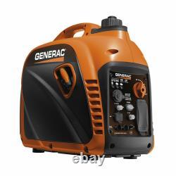 Generac 8250 GP2500i Portable Inverter Generator, 50 State / CSA