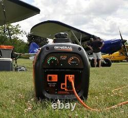 Generac iQ2000 2000 Watt Inverter Portable Generator, CARB (reconditioned)