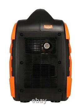 Genkins 2300 Watt Portable Inverter Generator Gas Powered Ultra Quite
