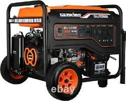 Genkins GKJ12000E 12000 Watt Portable Generator Heavy Duty Electric starter