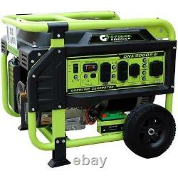 Green-Power America 13,000 Watt Gasoline Portable Generator with Electric Start